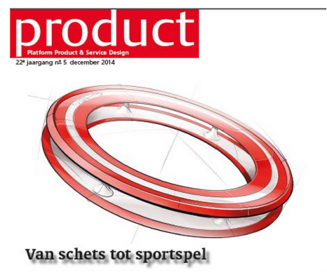 Test product magazine